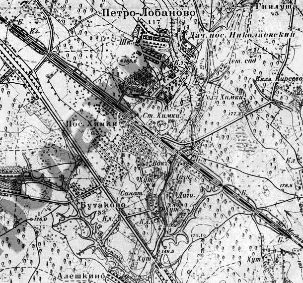 1931 Москва и окресности фрагмент Химки.jpg - ACDSee Pro 2