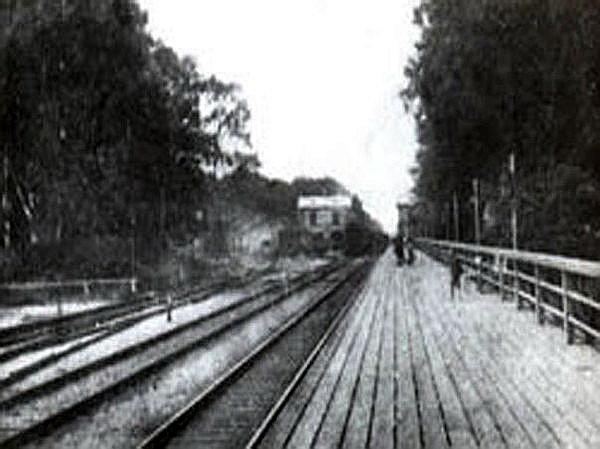 Станция Химки