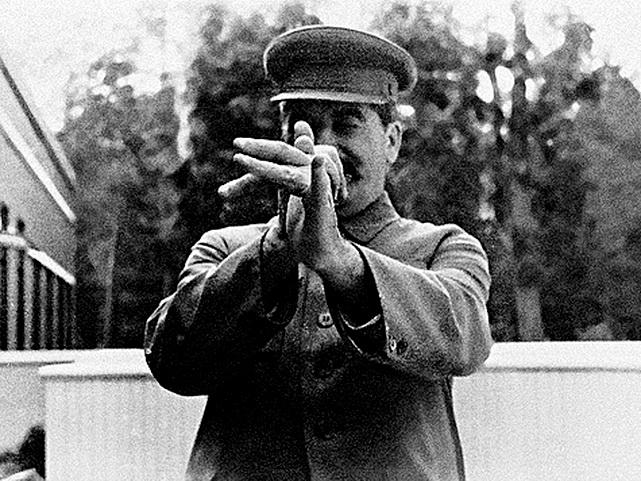 1935 Сталин