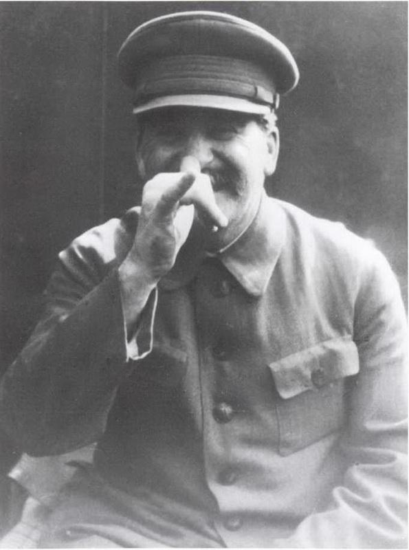 1935 Сталин. Фото Н.Власик