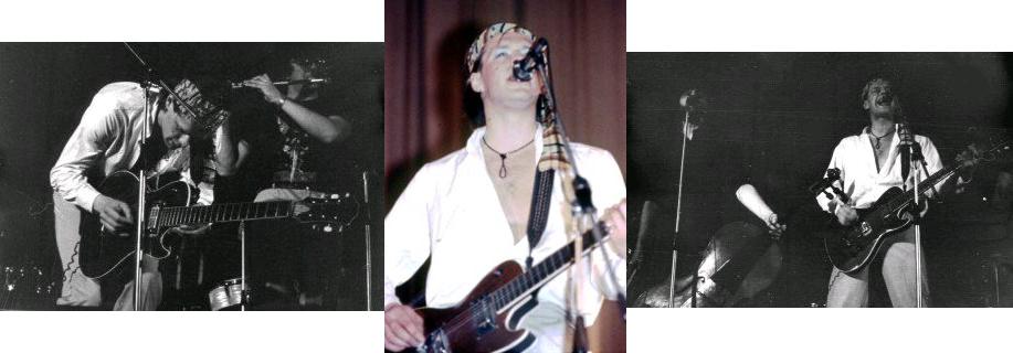 БГ и Аквариум на концерте 13 апреля 1983 года
