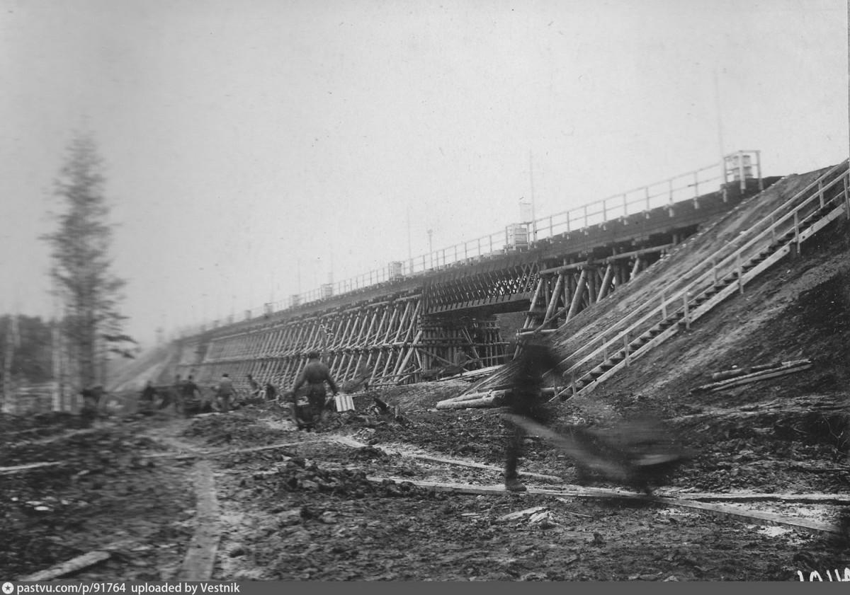 1934 Вид на Ленинград