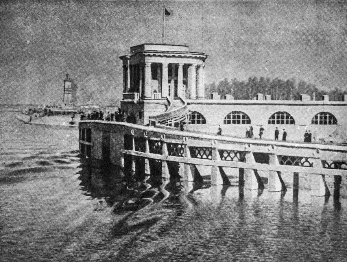 25-1 30 апреля 1937 Аварийные ворота №104