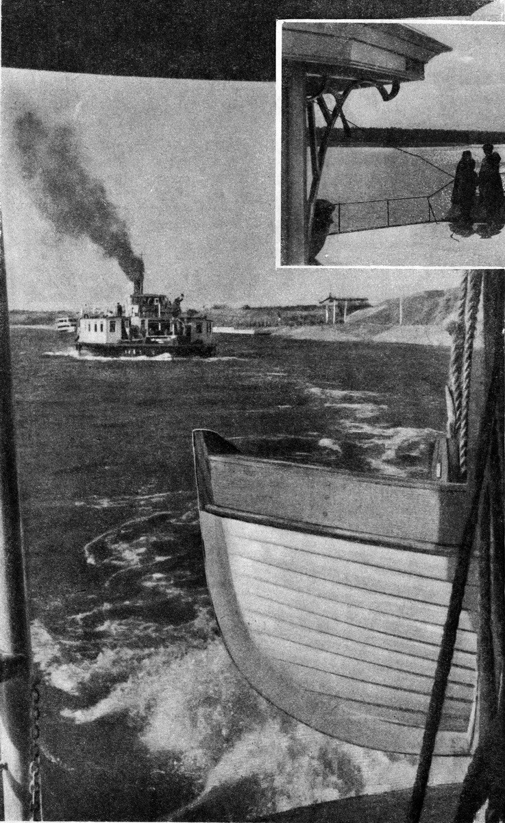 36 2 мая 1937 Глубокая выемка. Журнал 'Огонёк' 1937 №16-17 (20 июня). Фото П.Трошкина