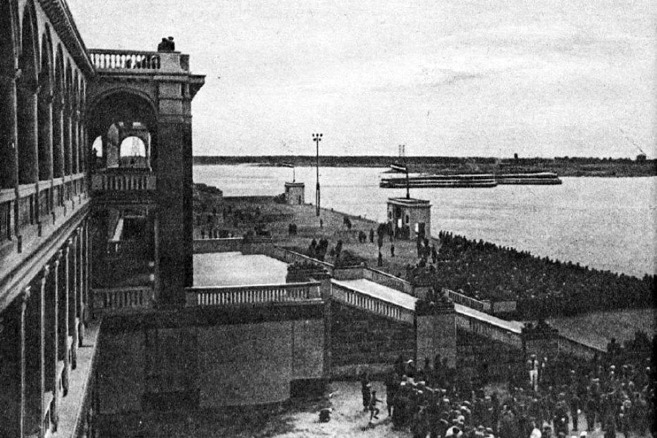43 2 мая 1937 Химкинский речной вокзал
