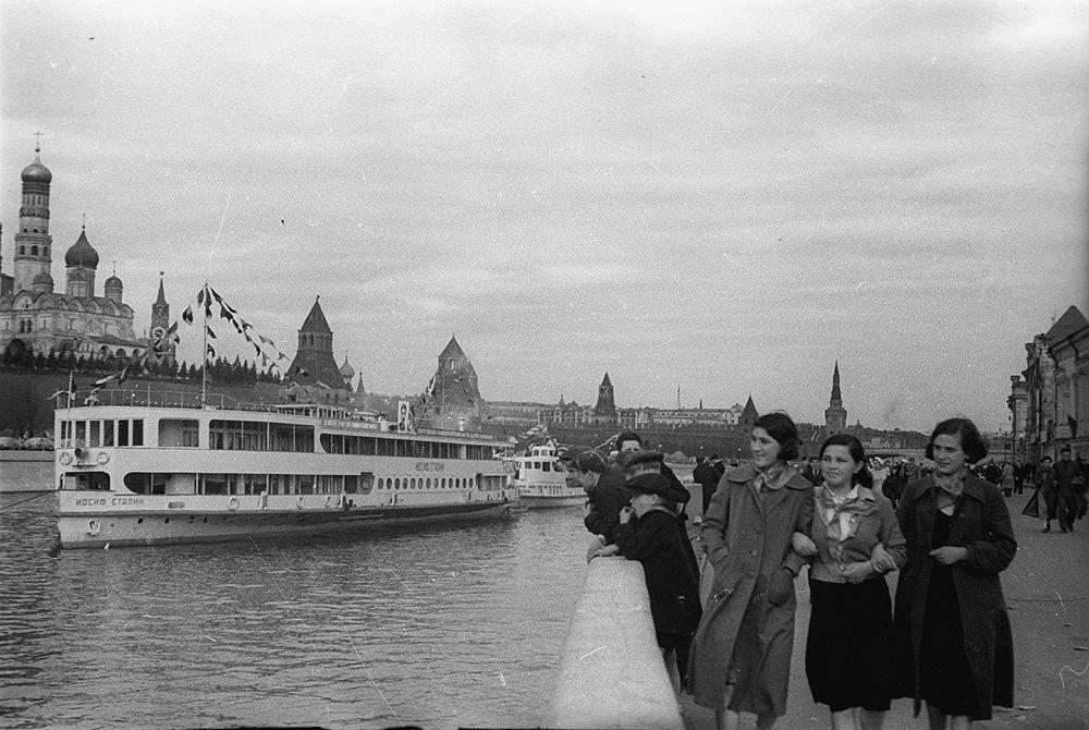 47 1 мая 1938 Кремль