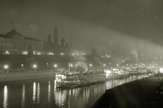1 мая 1938 Кремль Фото И.Шагина