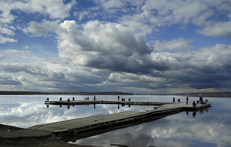 2 Озеро Сенеж