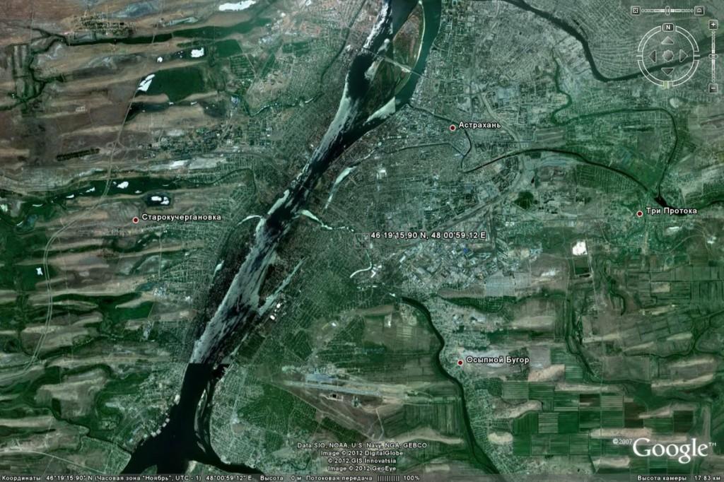 Стеклянные негативы из Астрахани-17