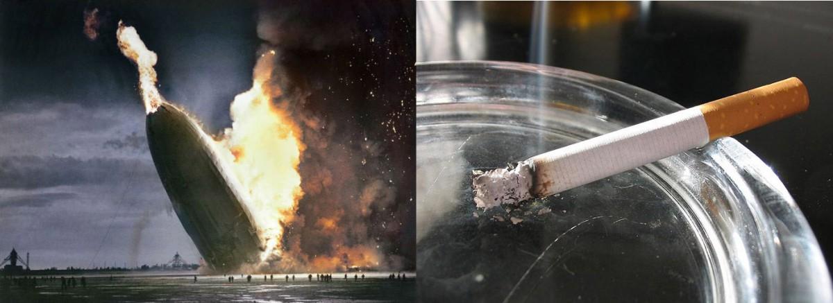 Rauchen erlaubt - 1
