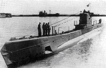 Подлодка серии Щ - 2