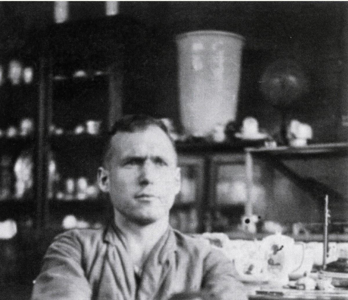 Ризнич И.И. на ЛФЗ, 1930е годы