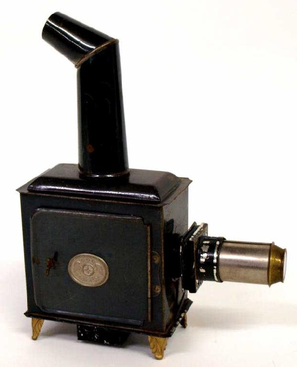 Диапроектор на керосиновом ходу - 4