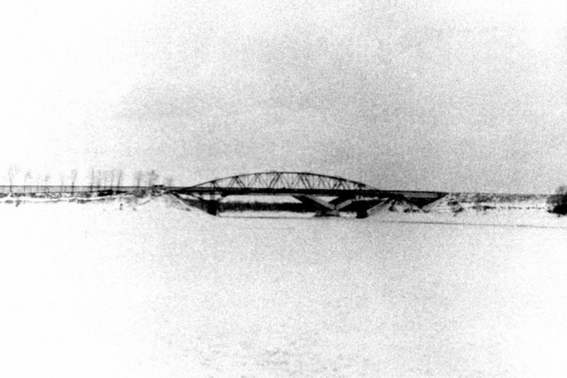 Хлебниковский шоссейный мост - 19
