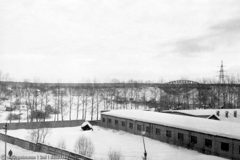 Хлебниковский шоссейный мост - 20