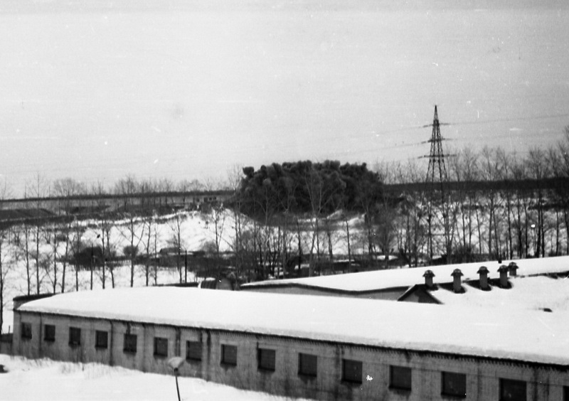 Хлебниковский шоссейный мост - 21