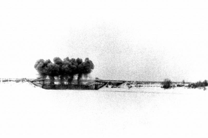 Хлебниковский шоссейный мост - 22