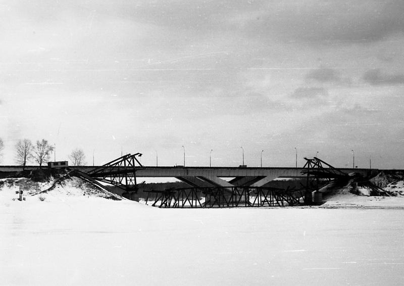 Хлебниковский шоссейный мост - 25