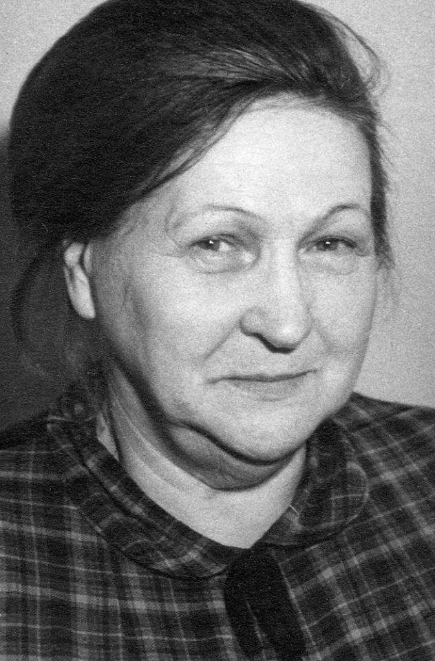 Ida 01.09.1909 - 20.03.1996