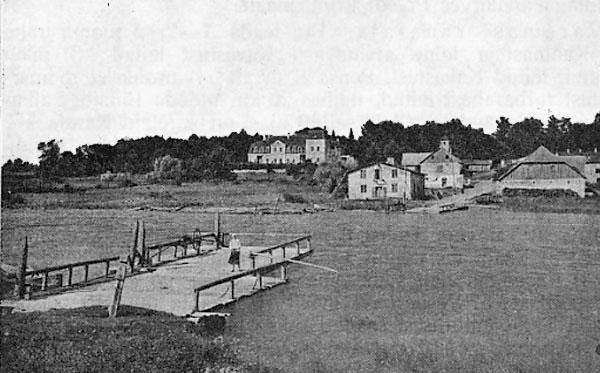 Кавасту, 1920-е годы
