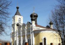 Храм Успения Пресвятой Богородицы в Трахонеево. 2011 г. Фото Д.Ю. Кувыркова