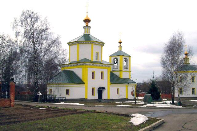Храм Спаса Нерукотворного Образа в Павельцево в современное время