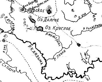 1926-gidrograficheskaya-karta-fragment-s-lobnej
