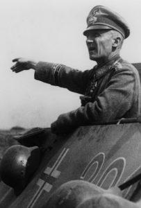Хассо фон Мантойфель. Август 1944.