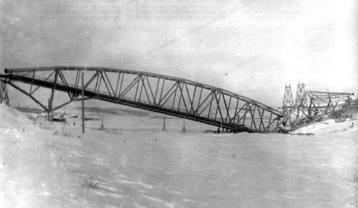 Зима 1941/1942.
