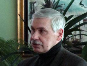 25 февраля 2014. В.С.Карасёв в Дубне на встрече с читателями.