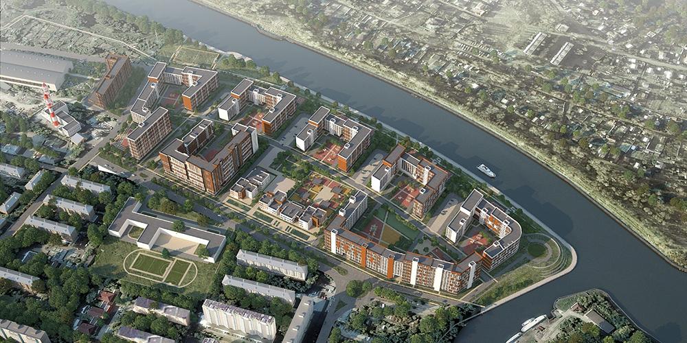 Проект реновации территории МКК