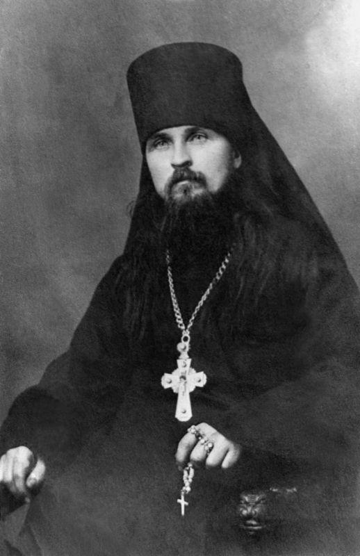 Архимандрит Никон (Беляев), 1929 год. Фото с сайта fond.ru