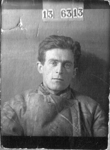 Чернышёв Борис Петрович. Начало 1930-х годов.