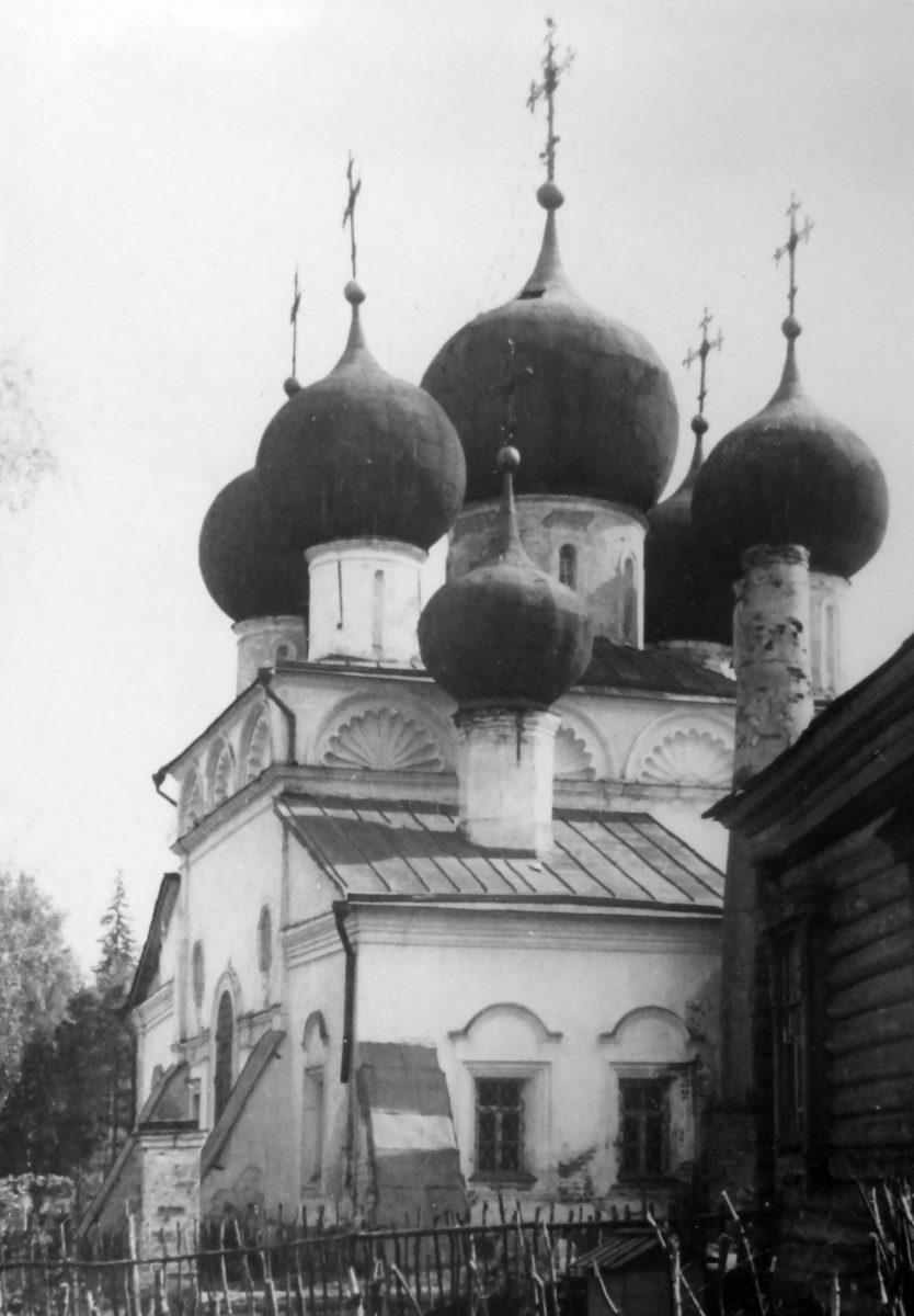76. с. ЧАШНИКОВО. 16 мая 1948 года. Северо-восточный угол