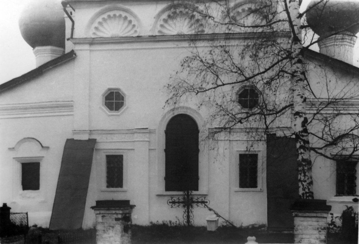 77. с. ЧАШНИКОВО. 15 октября 1948 года. Восточная сторона